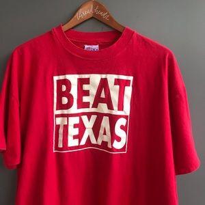 beat texas shirts oklahoma